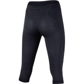 UYN Fusyon UW Spodnie warstwa średnia Kobiety, czarny/szary